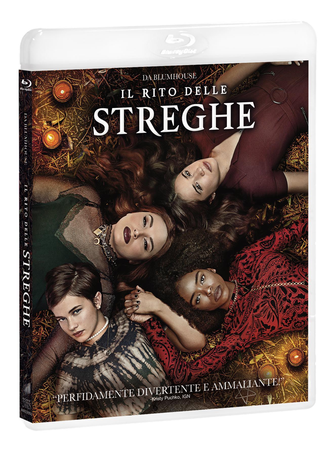 IL RITO DELLE STREGHE - BLU RAY