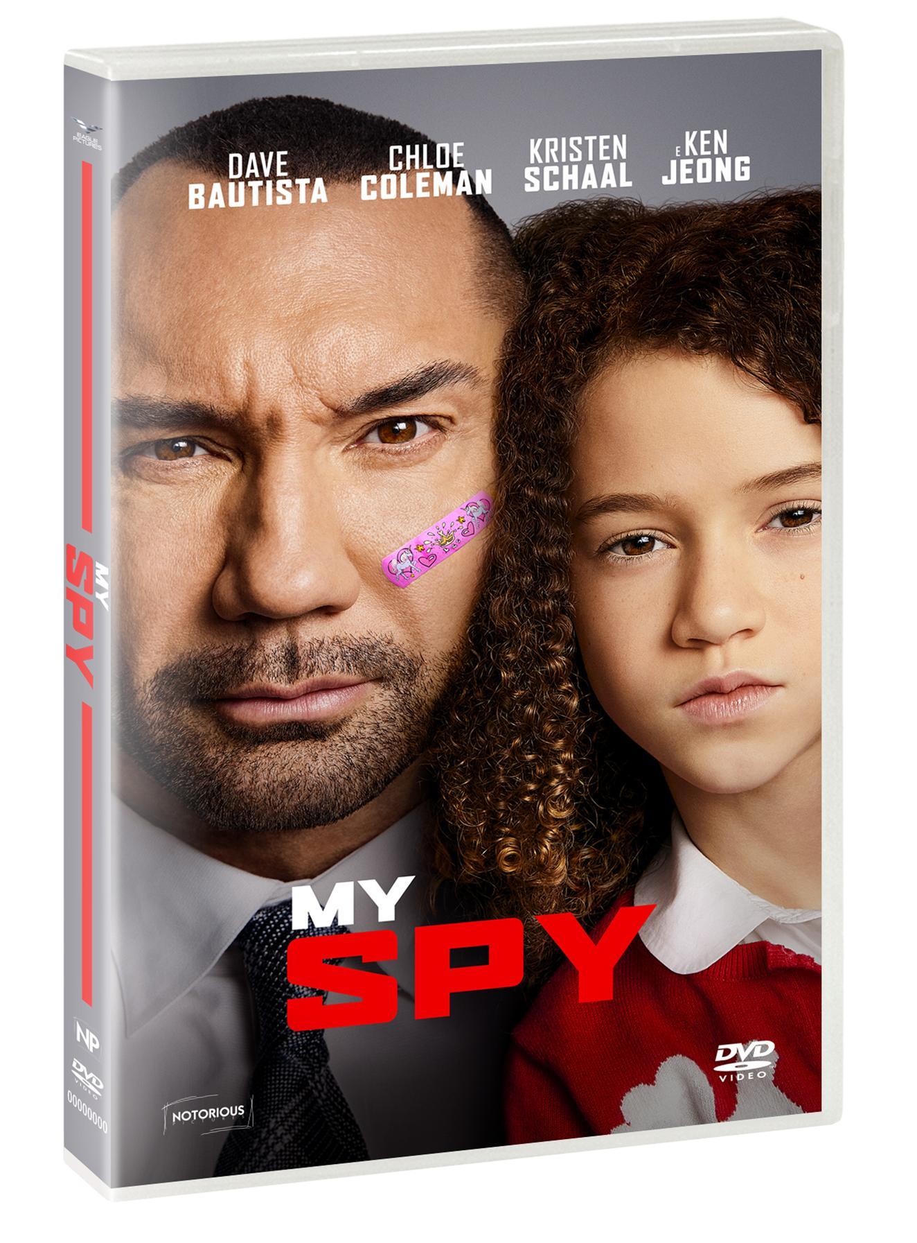 MY SPY (DVD)
