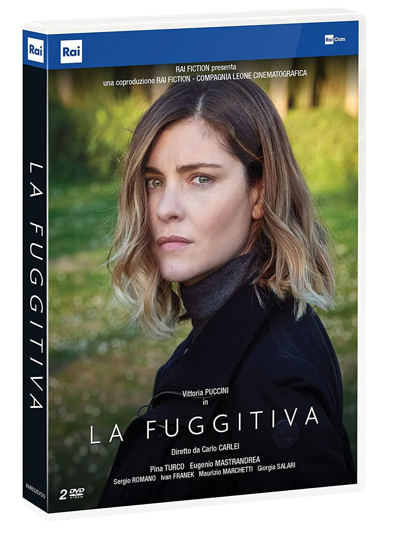 COF.LA FUGGITIVA (2 DVD) (DVD)