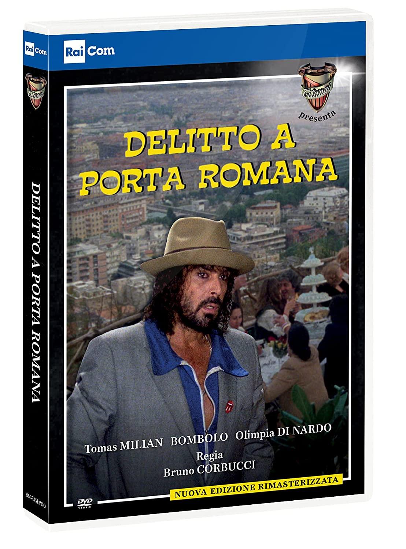 DELITTO A PORTA ROMANA (DVD)