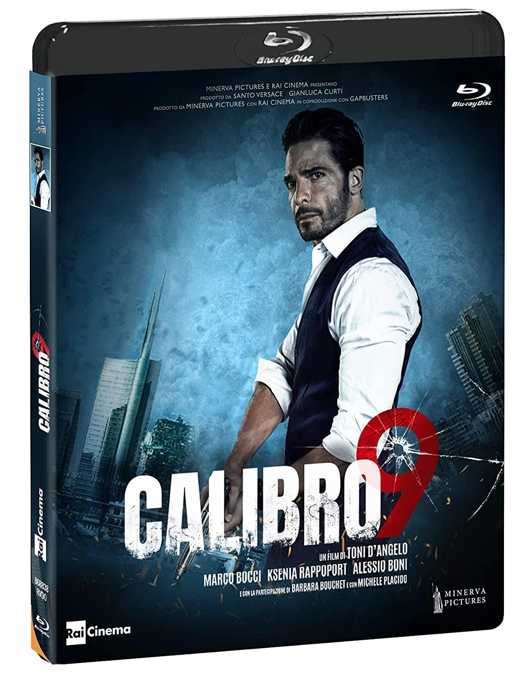 CALIBRO 9 - BLU RAY