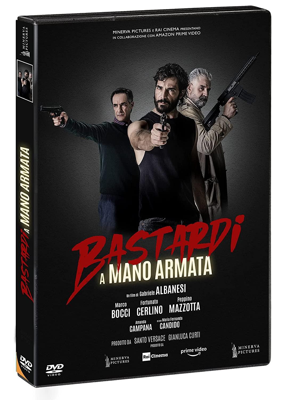 BASTARDI A MANO ARMATA (DVD)