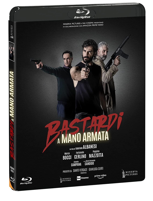 BASTARDI A MANO ARMATA - BLU RAY