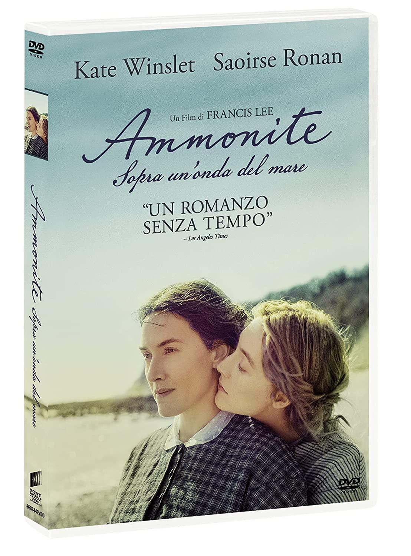 AMMONITE - SOPRA UN'ONDA DEL MARE (DVD)