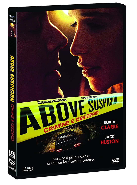 ABOVE SUSPICION - CRIMINE E DESIDERIO (DVD)