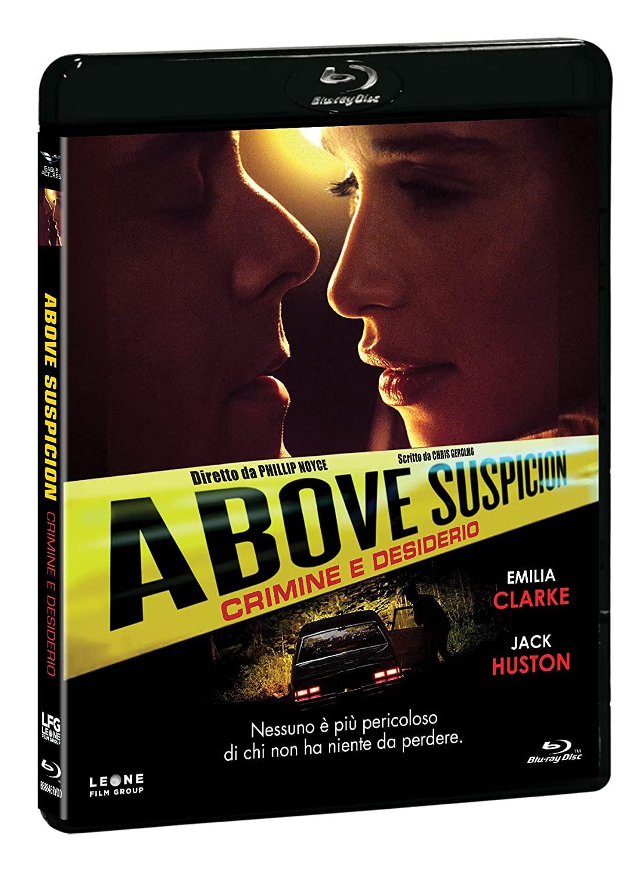 ABOVE SUSPICION - CRIMINE E DESIDERIO - BLU RAY