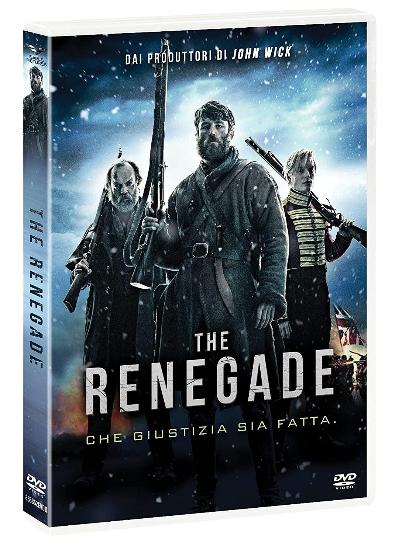 THE RENEGADE (DVD)
