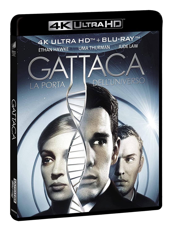 GATTACA - LA PORTA DELL'UNIVERSO (BLU-RAY 4K+BLU-RAY HD)