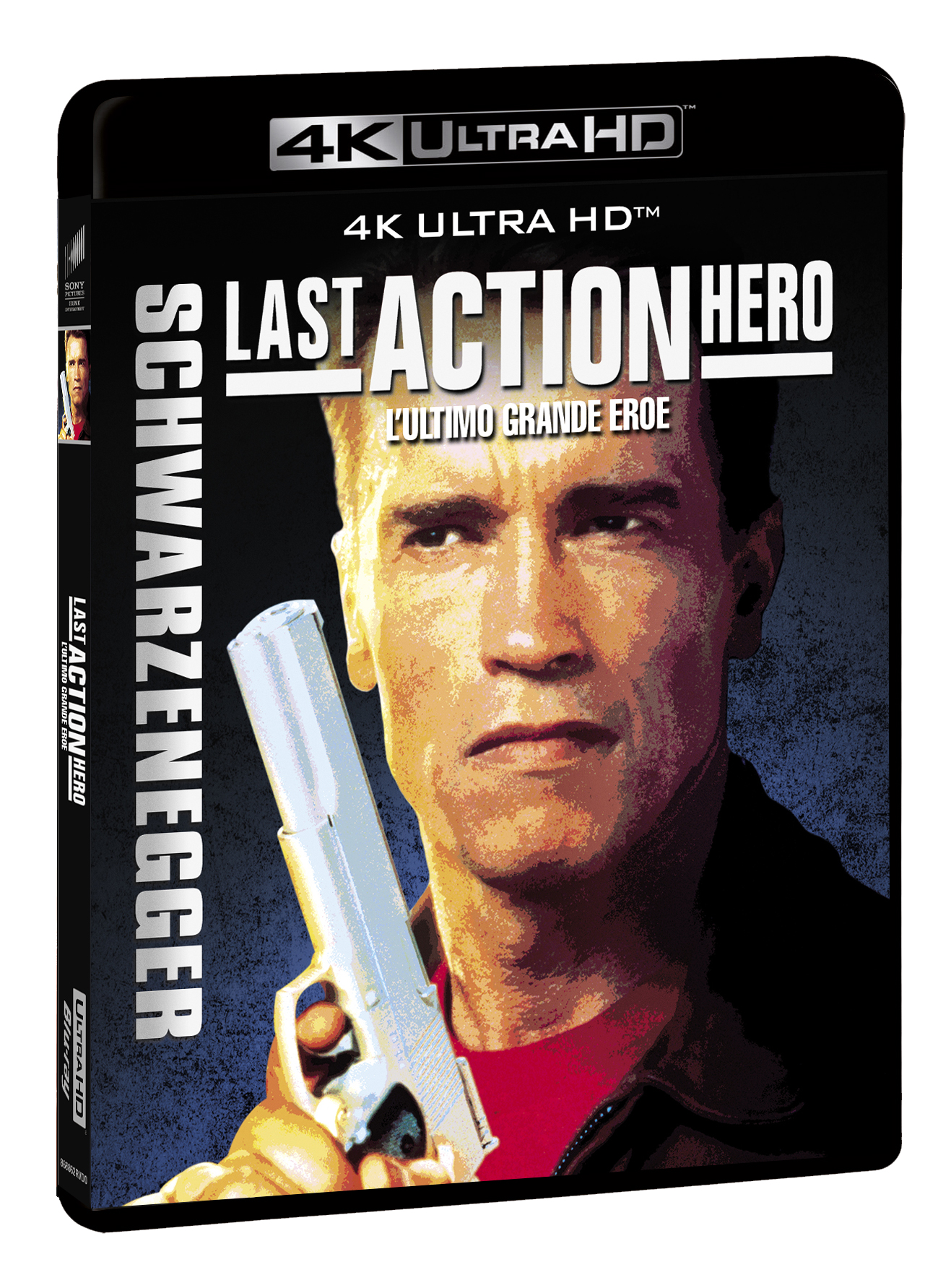LAST ACTION HERO (BLU-RAY 4K UHD)