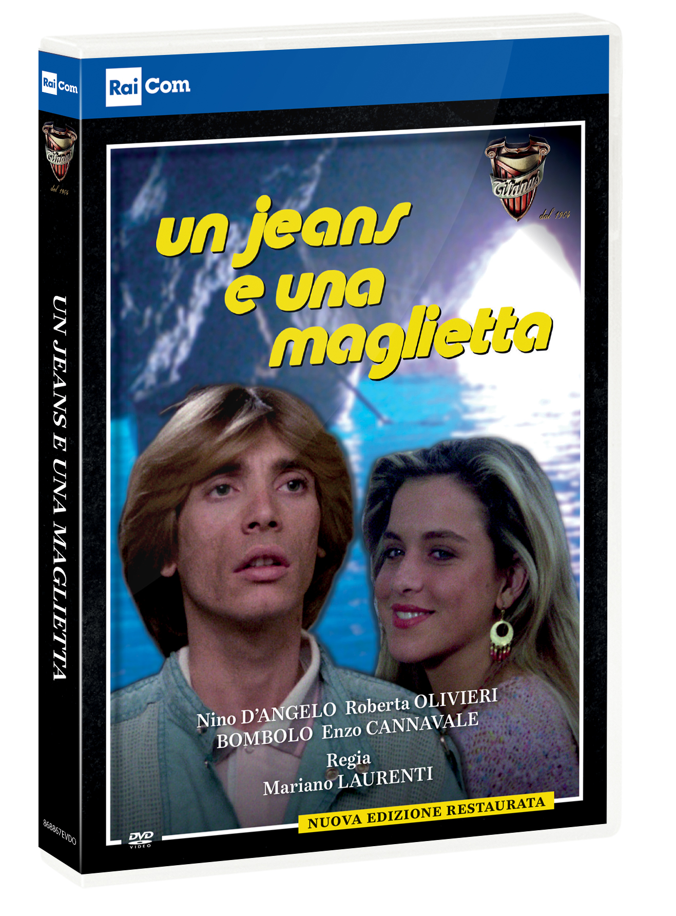 UN JEANS E UNA MAGLIETTA (DVD)