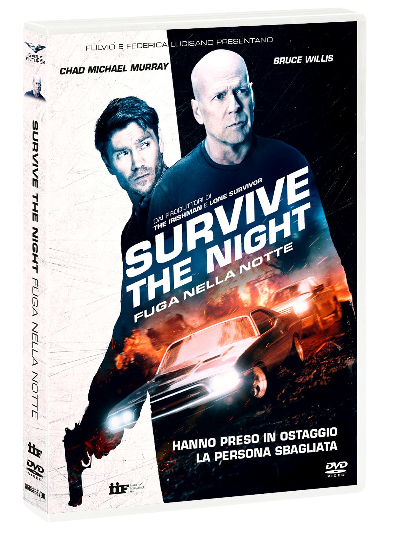SURVIVE THE NIGHT - FUGA NELLA NOTTE (DVD)