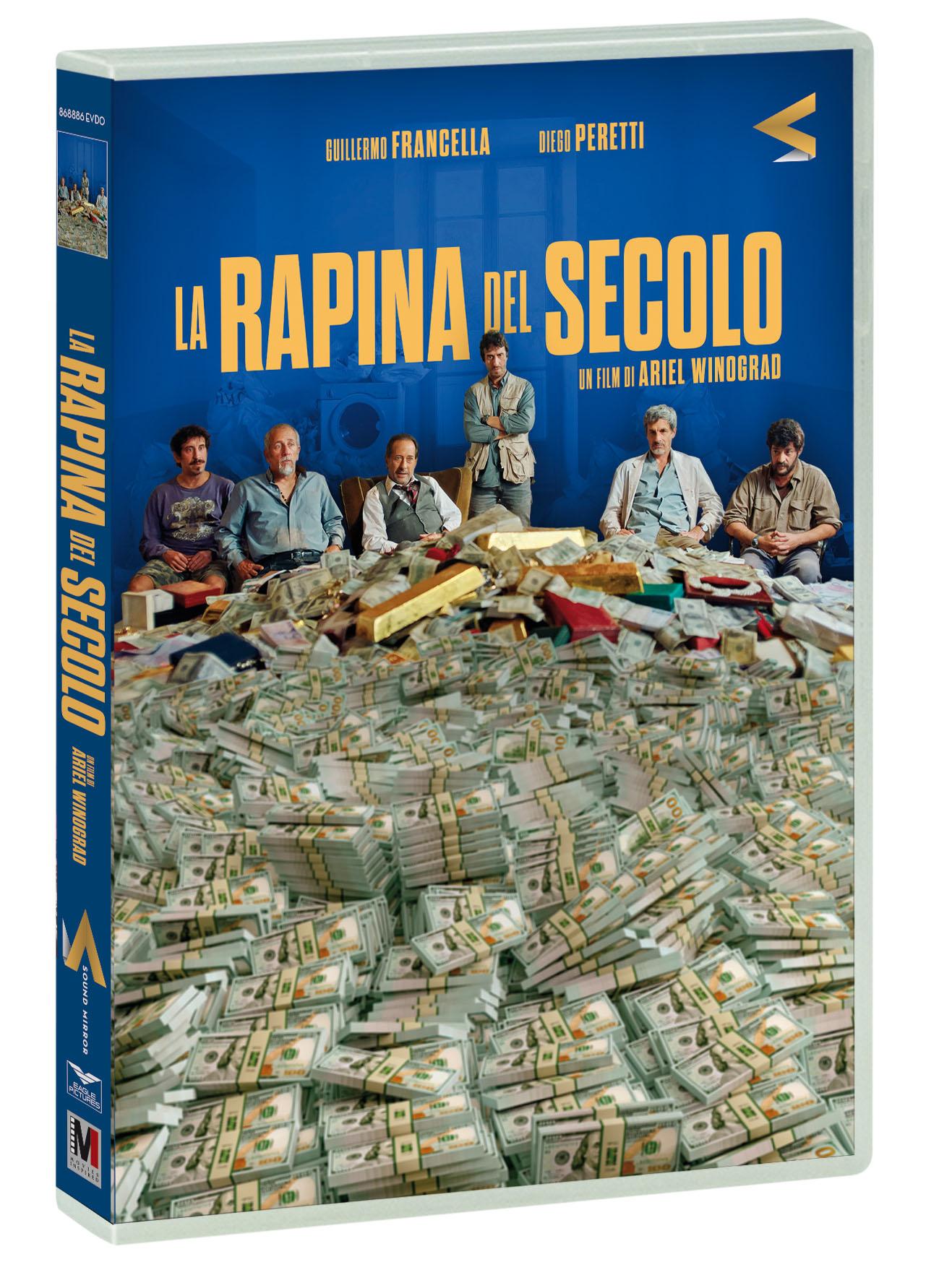 LA RAPINA DEL SECOLO (DVD)
