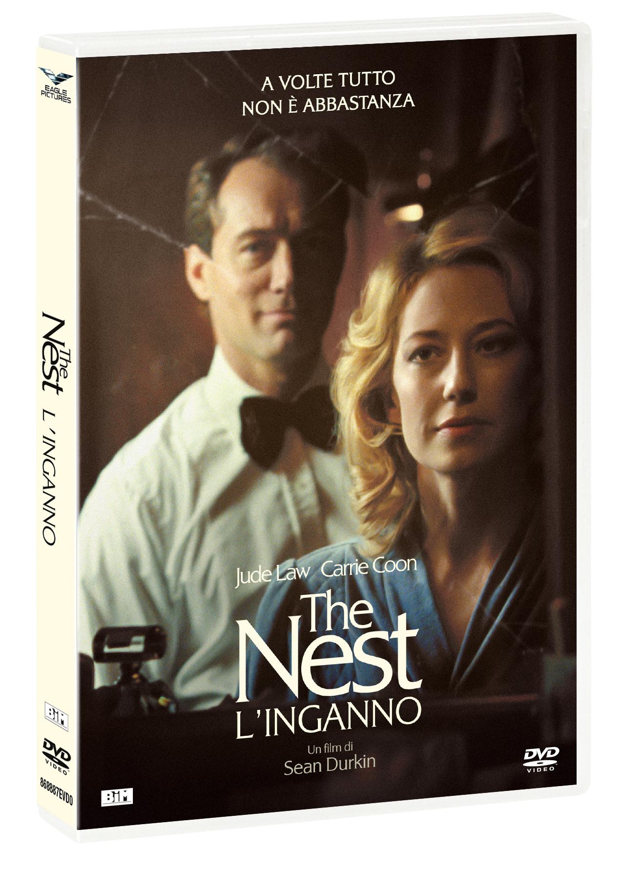 THE NEST - L'INGANNO (DVD)