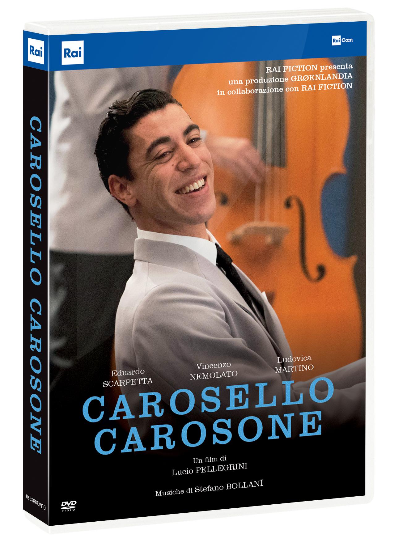 COF.CAROSELLO CAROSONE (2 DVD) (DVD)