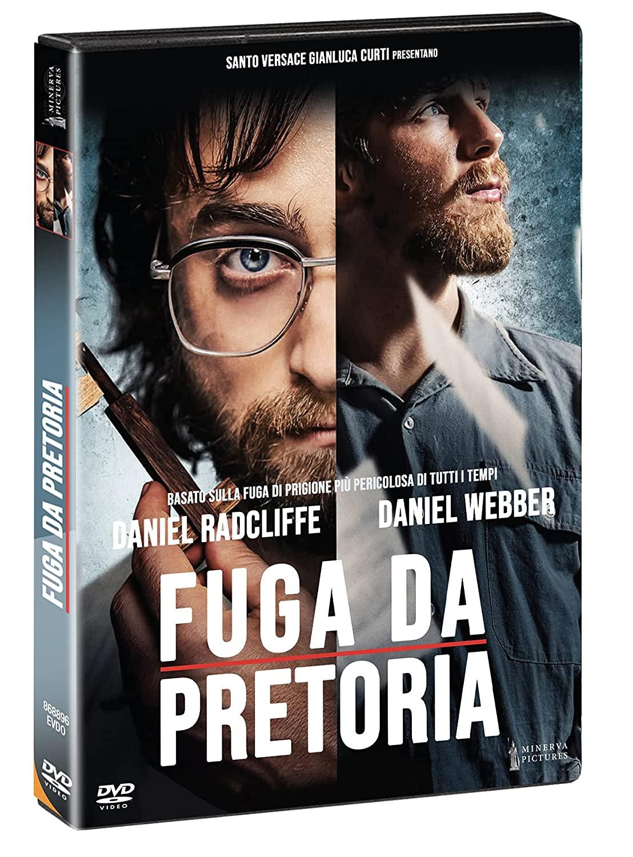 FUGA DA PRETORIA (DVD)