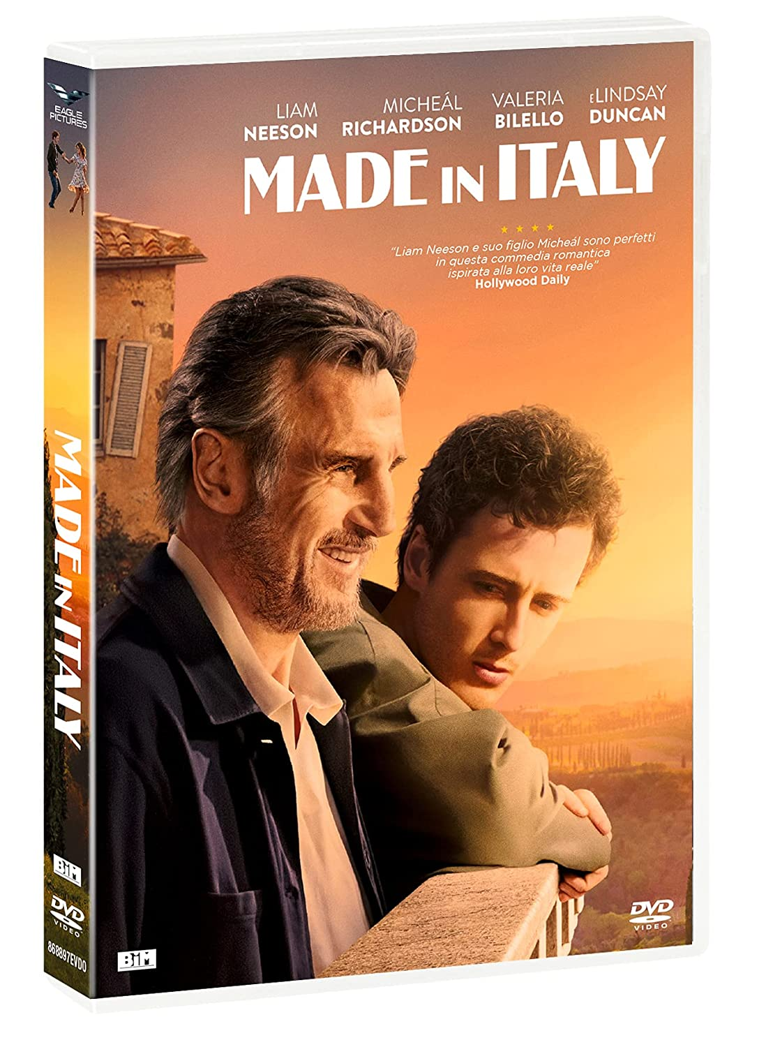 MADE IN ITALY - 2020 (DVD)