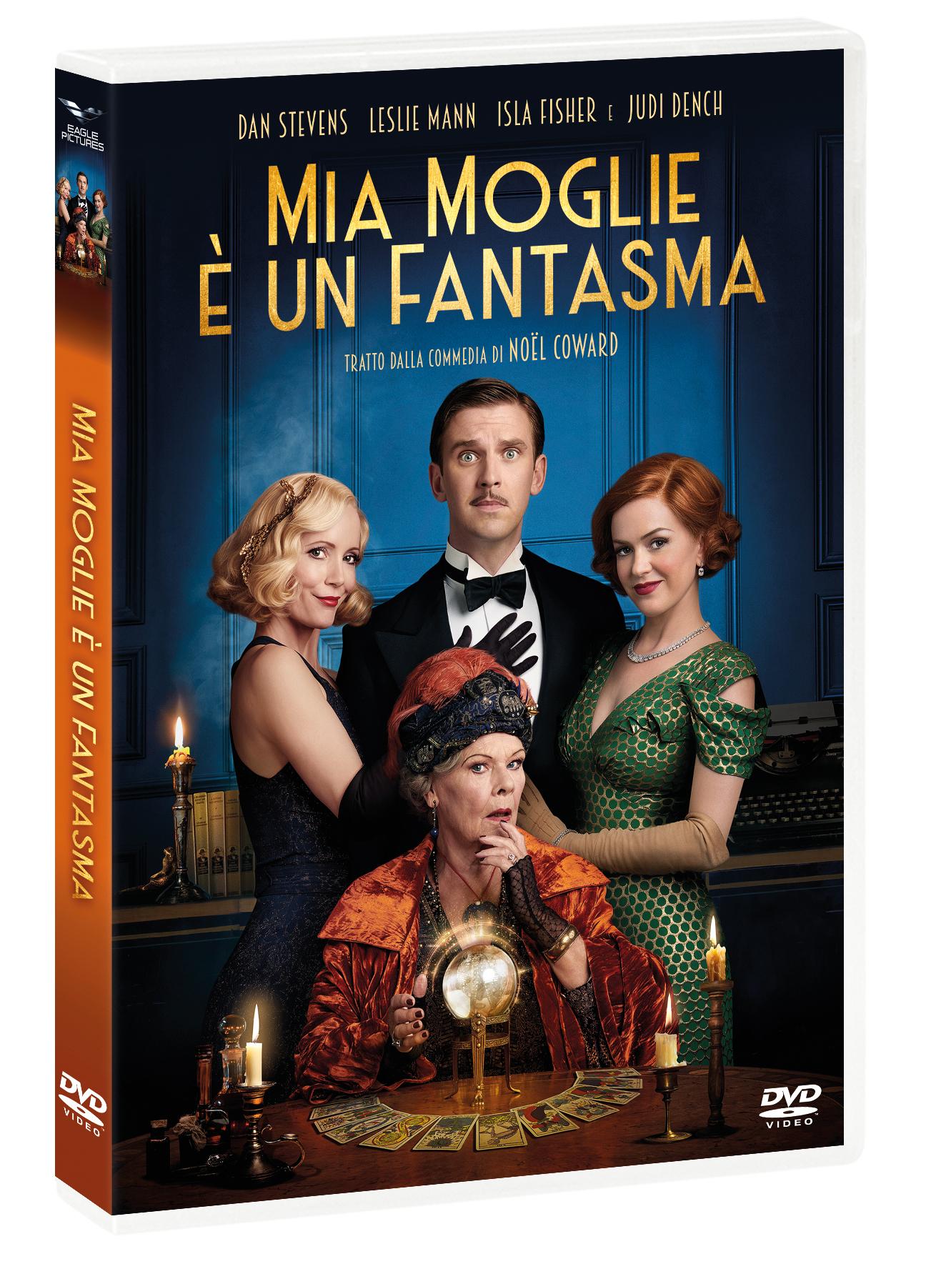 MIA MOGLIE E' UN FANTASMA (DVD)
