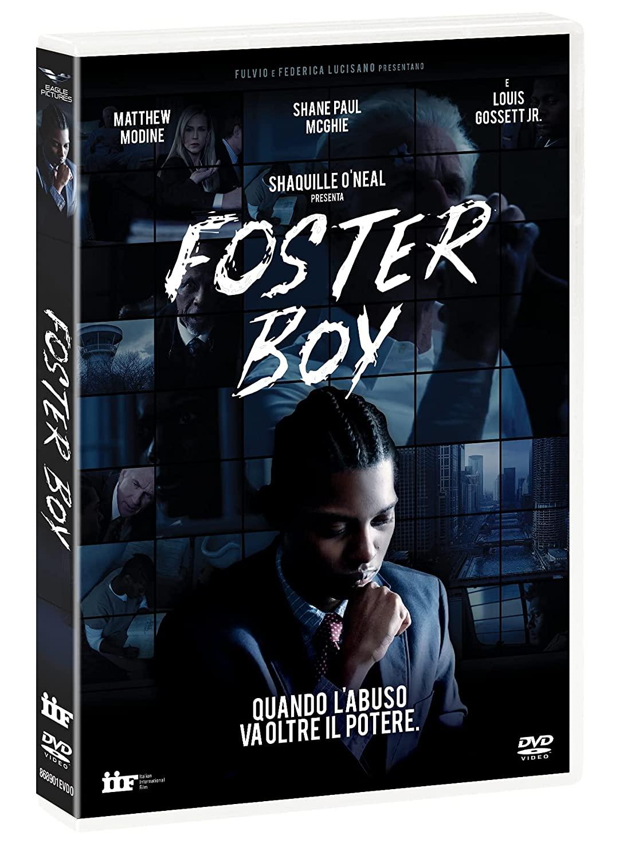 FOSTER BOY (DVD)