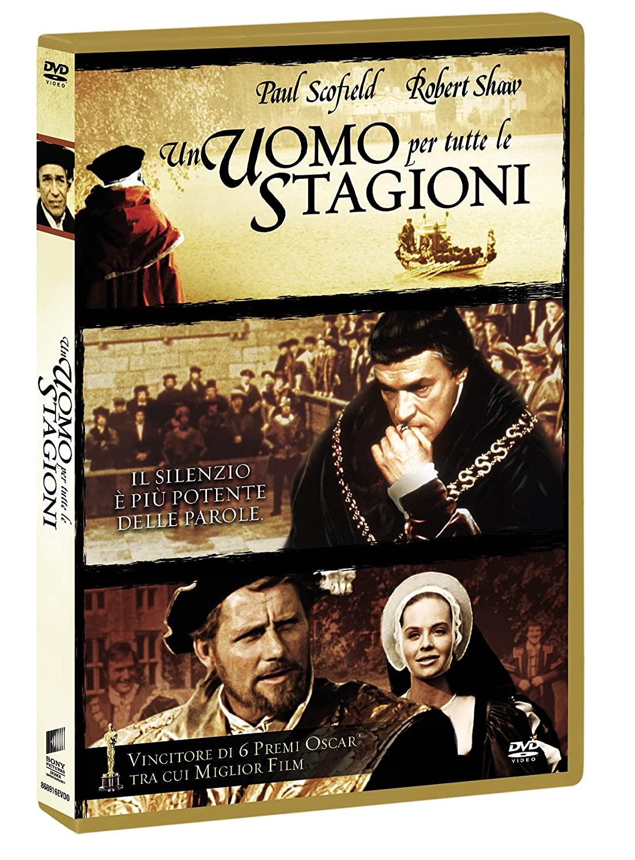 UN UOMO PER TUTTE LE STAGIONI (DVD)