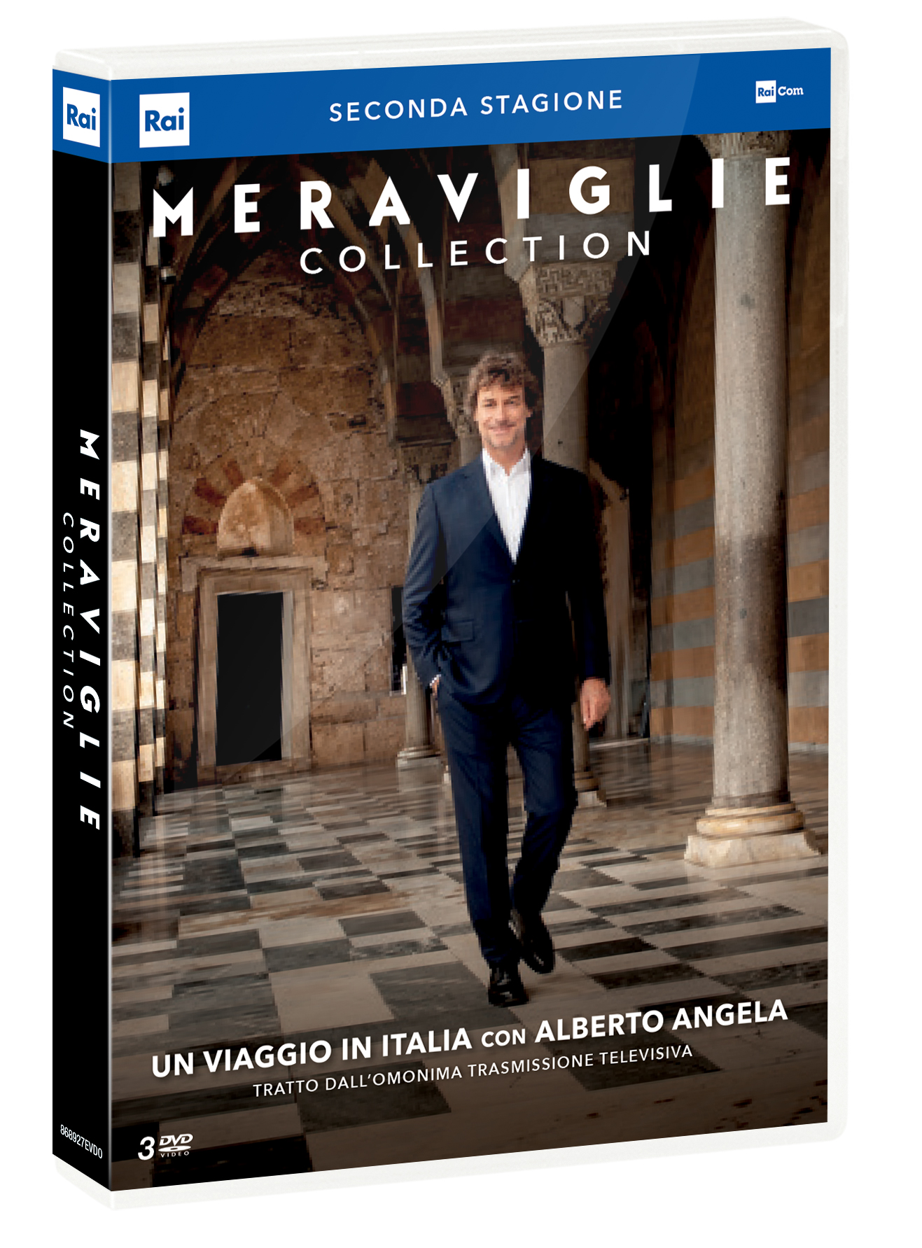 COF.MERAVIGLIE COLLECTION - SERIE 02 (3 DVD) (DVD)