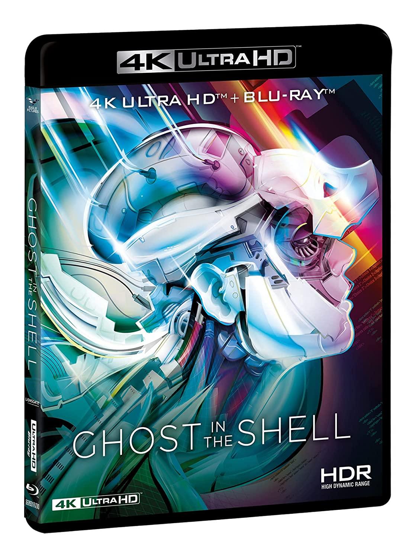GHOST IN THE SHELL (BLU-RAY 4K UHD+BLU-RAY)