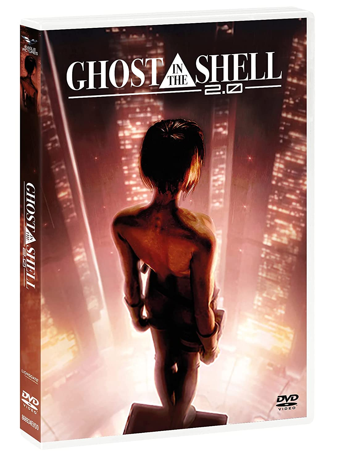GHOST IN THE SHELL 2.0 (DVD)