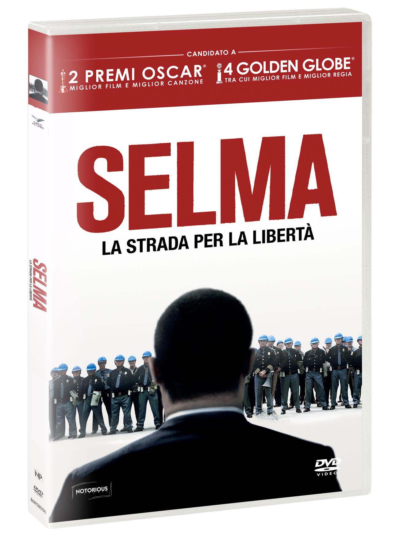 SELMA - LA STRADA PER LA LIBERTA' (DVD)