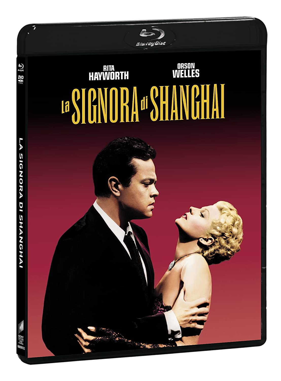 LA SIGNORA DI SHANGHAI (BLU-RAY+DVD)