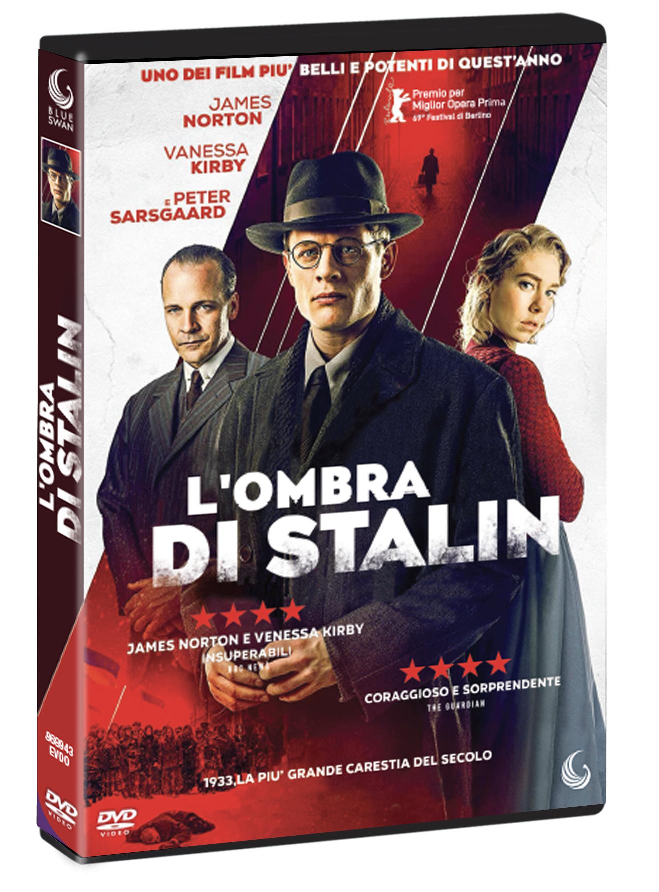 L'OMBRA DI STALIN (DVD)