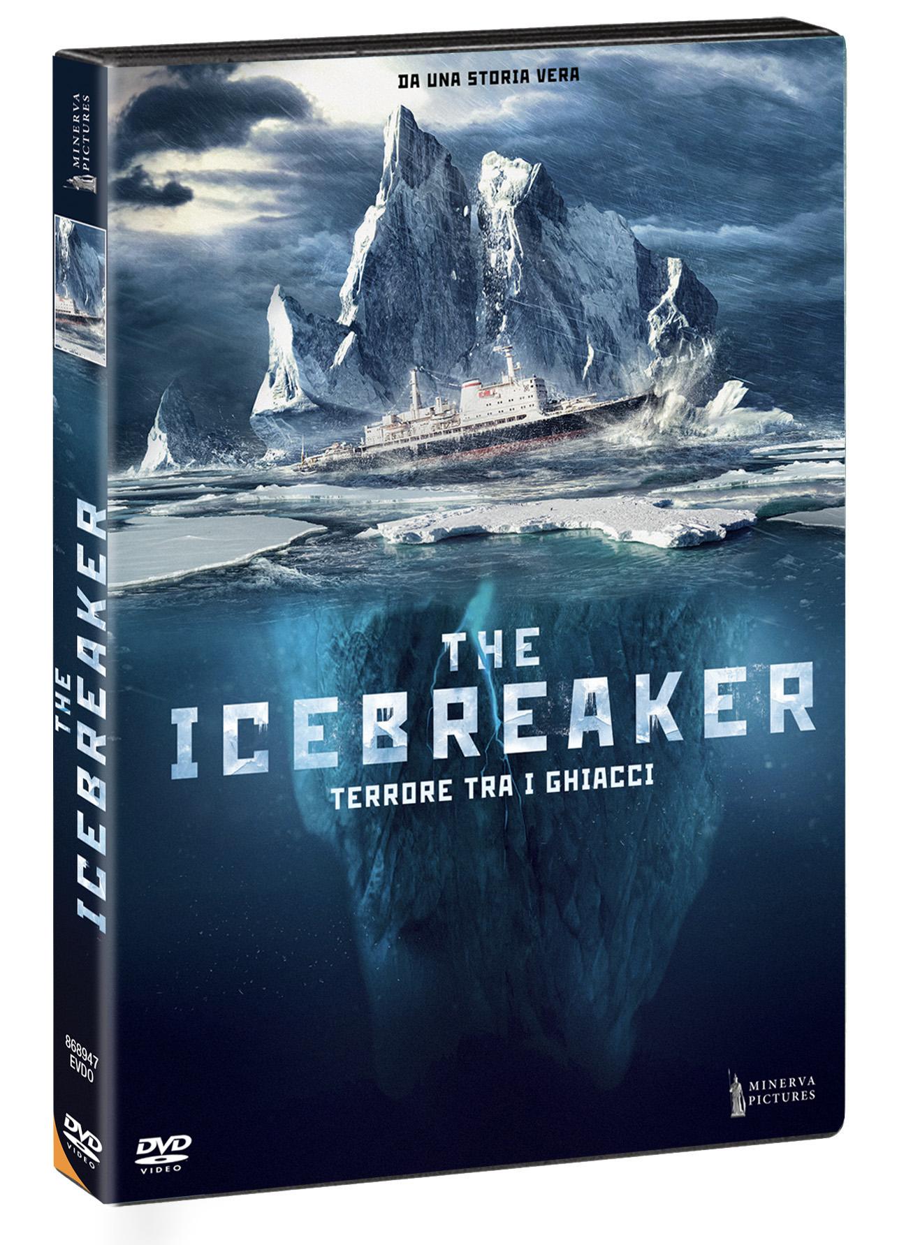 THE ICE BREAKER - TERRORE TRA I GHIACCHI (DVD)
