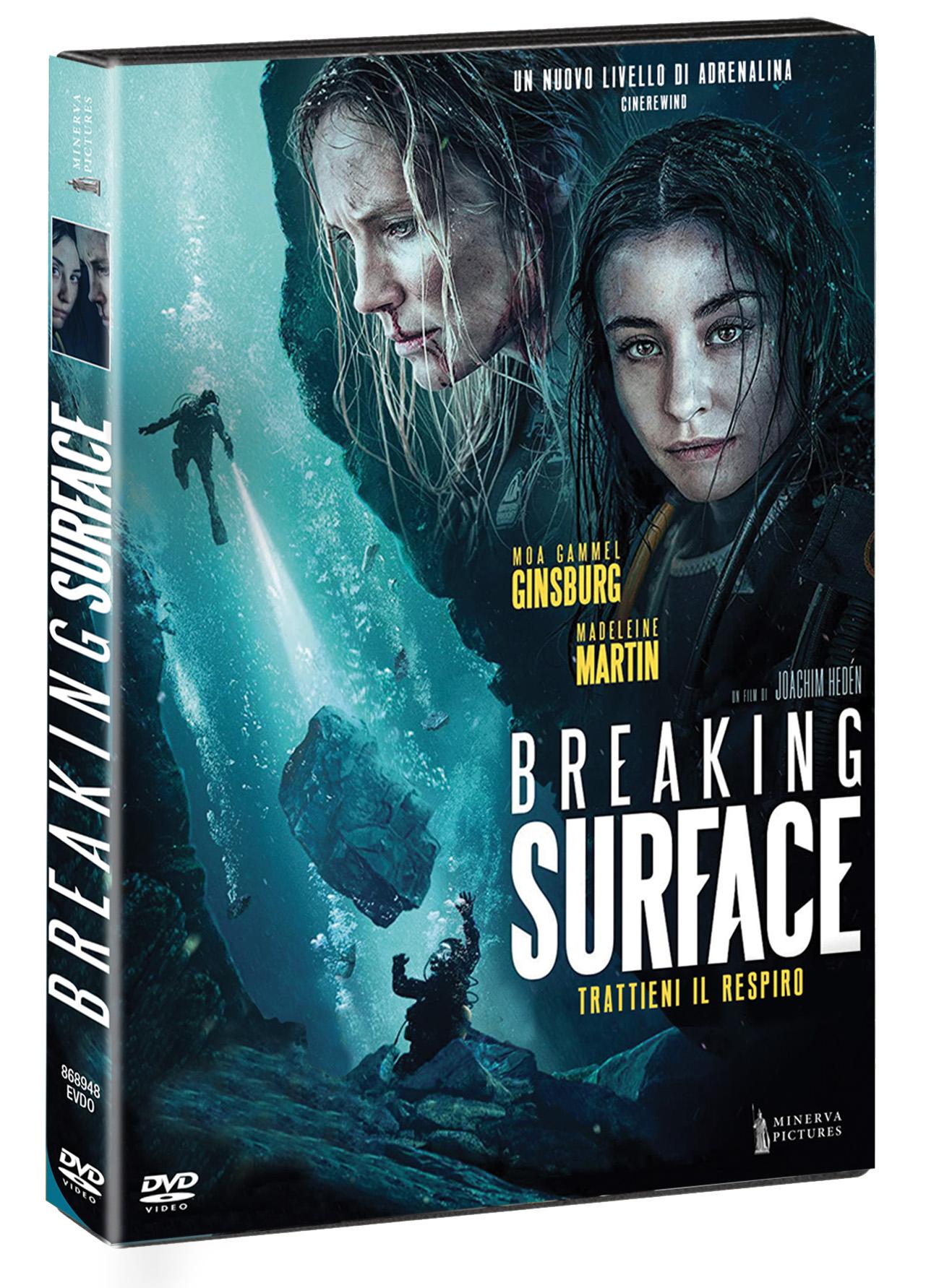 BREAKING SURFACE - TRATTIENI IL RESPIRO (DVD)