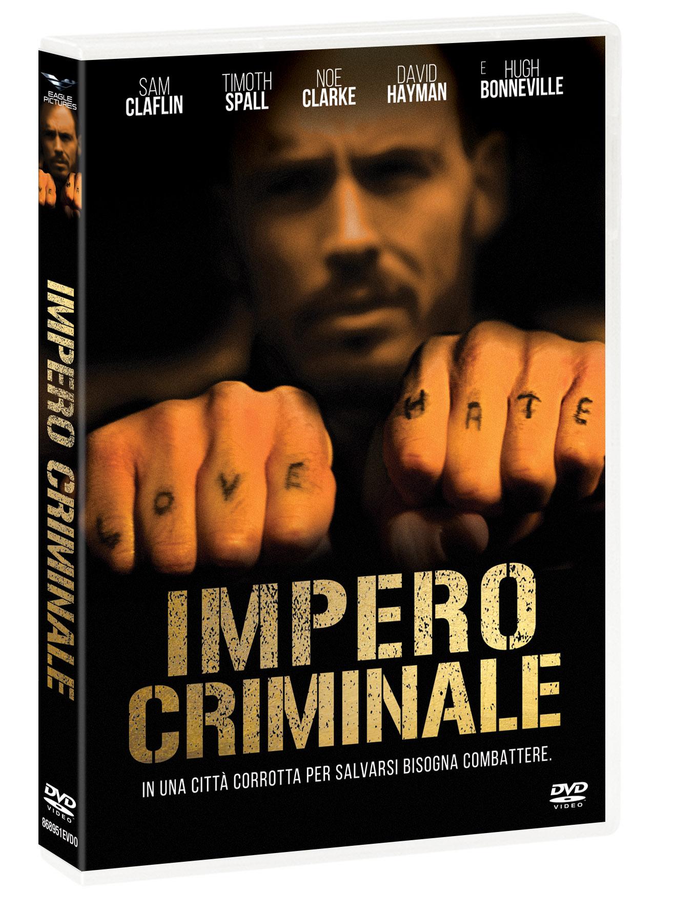 IMPERO CRIMINALE (DVD)