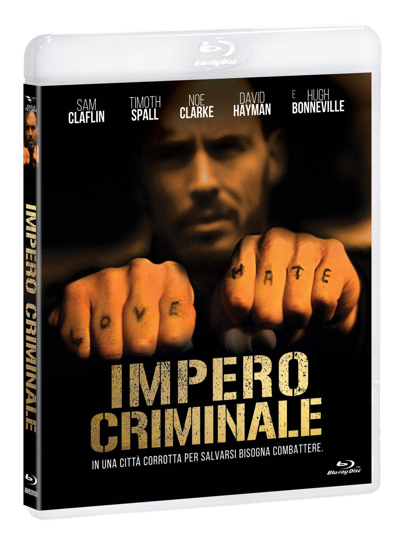 IMPERO CRIMINALE - BLU RAY