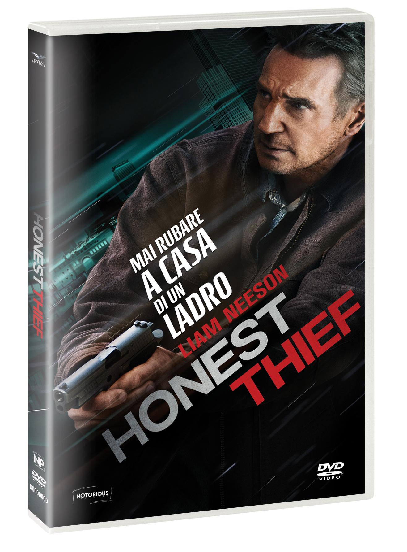 HONEST THIEF (DVD)
