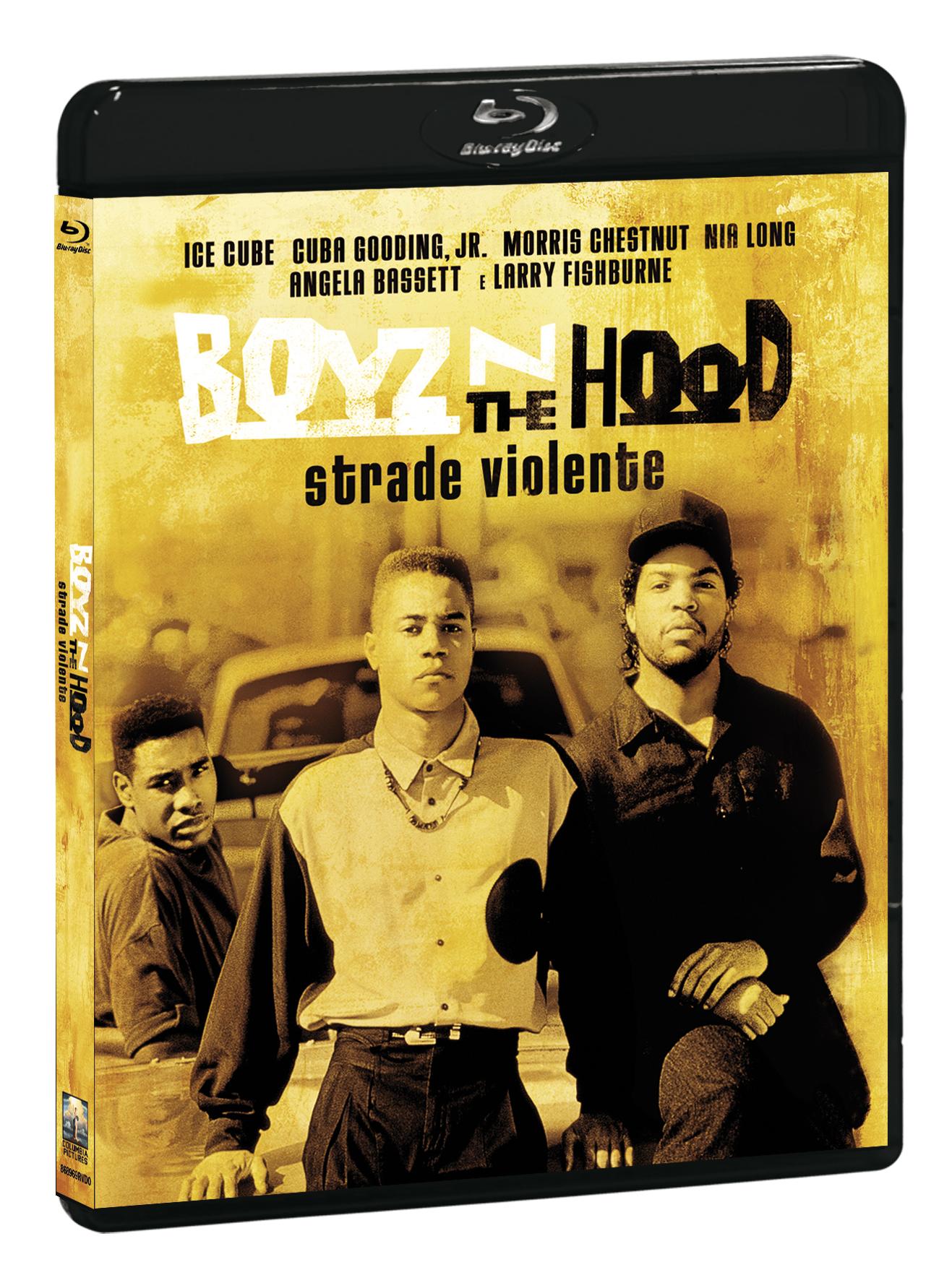 BOYZ N THE HOOD - STRADE VIOLENTE - BLU RAY