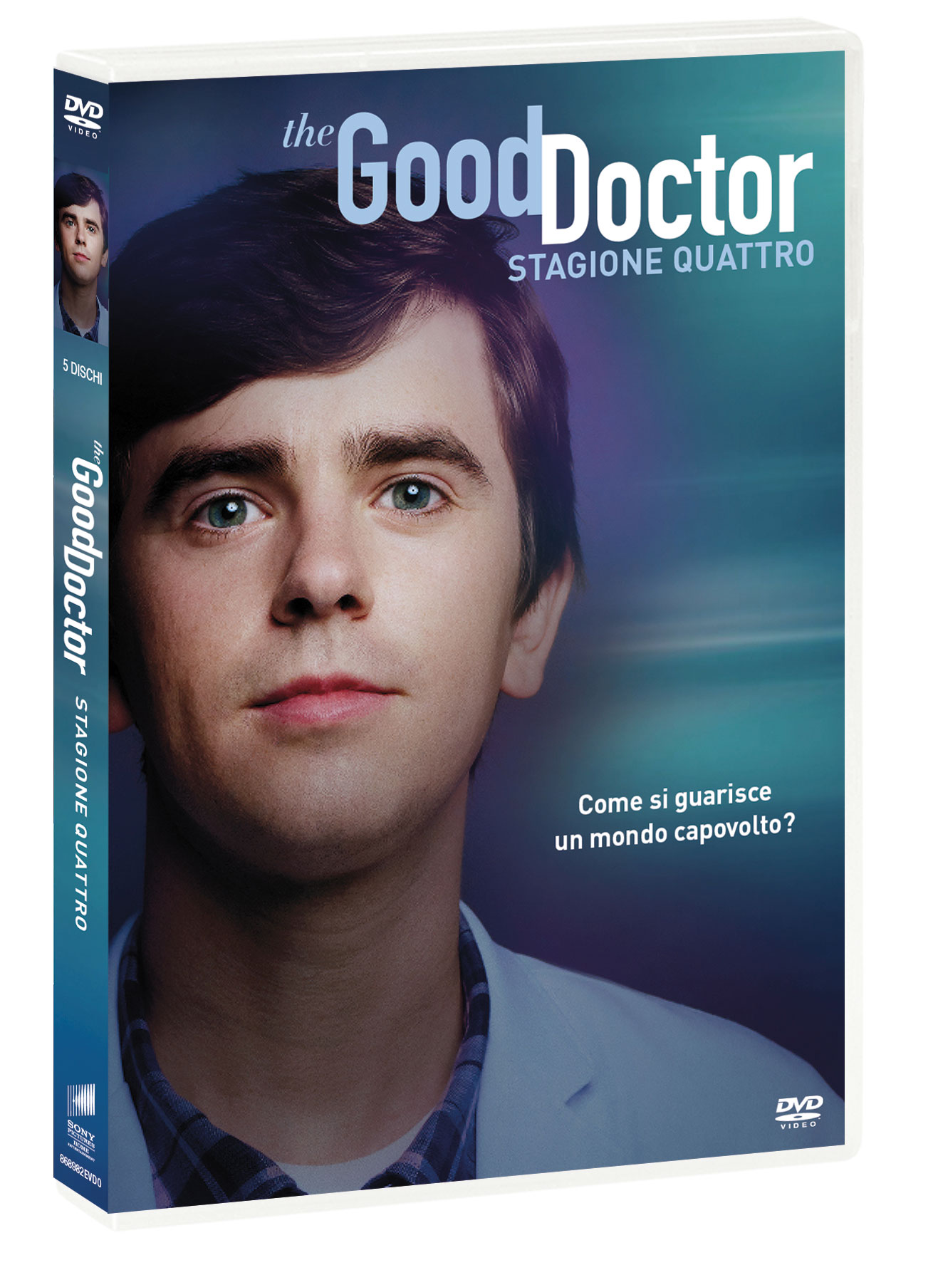 COF.THE GOOD DOCTOR - STAGIONE 04 (5 DVD) (DVD)