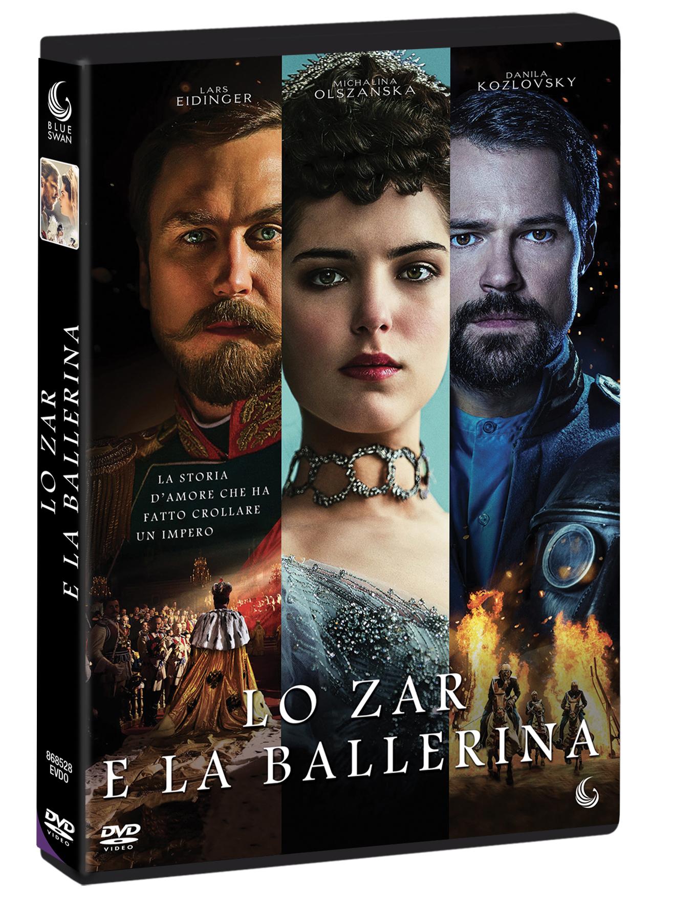 LO ZAR E LA BALLERINA (DVD)