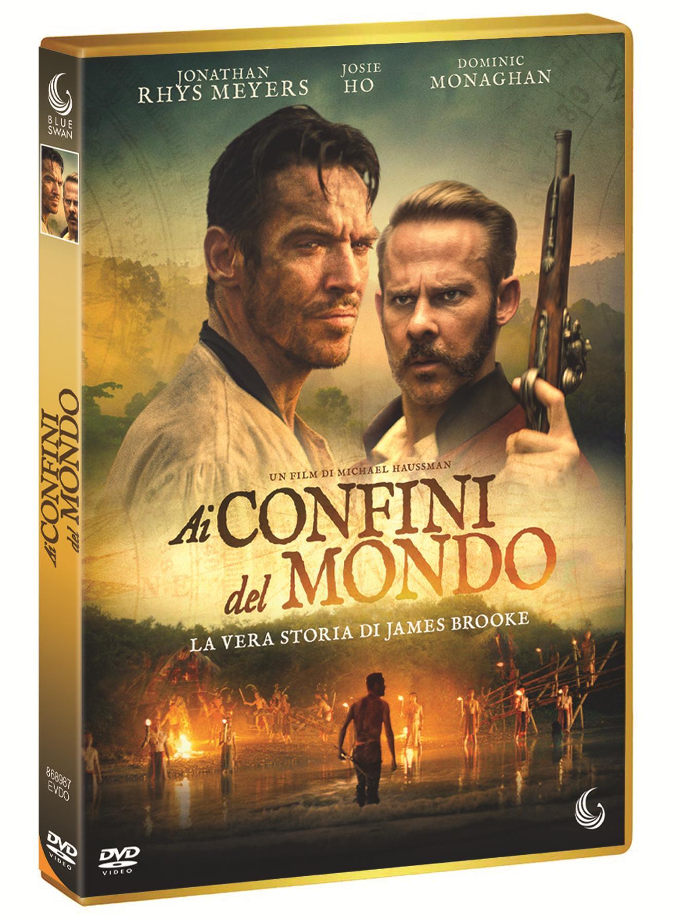 AI CONFINI DEL MONDO - LA VERA STORIA DI JAMES BROOK (DVD)
