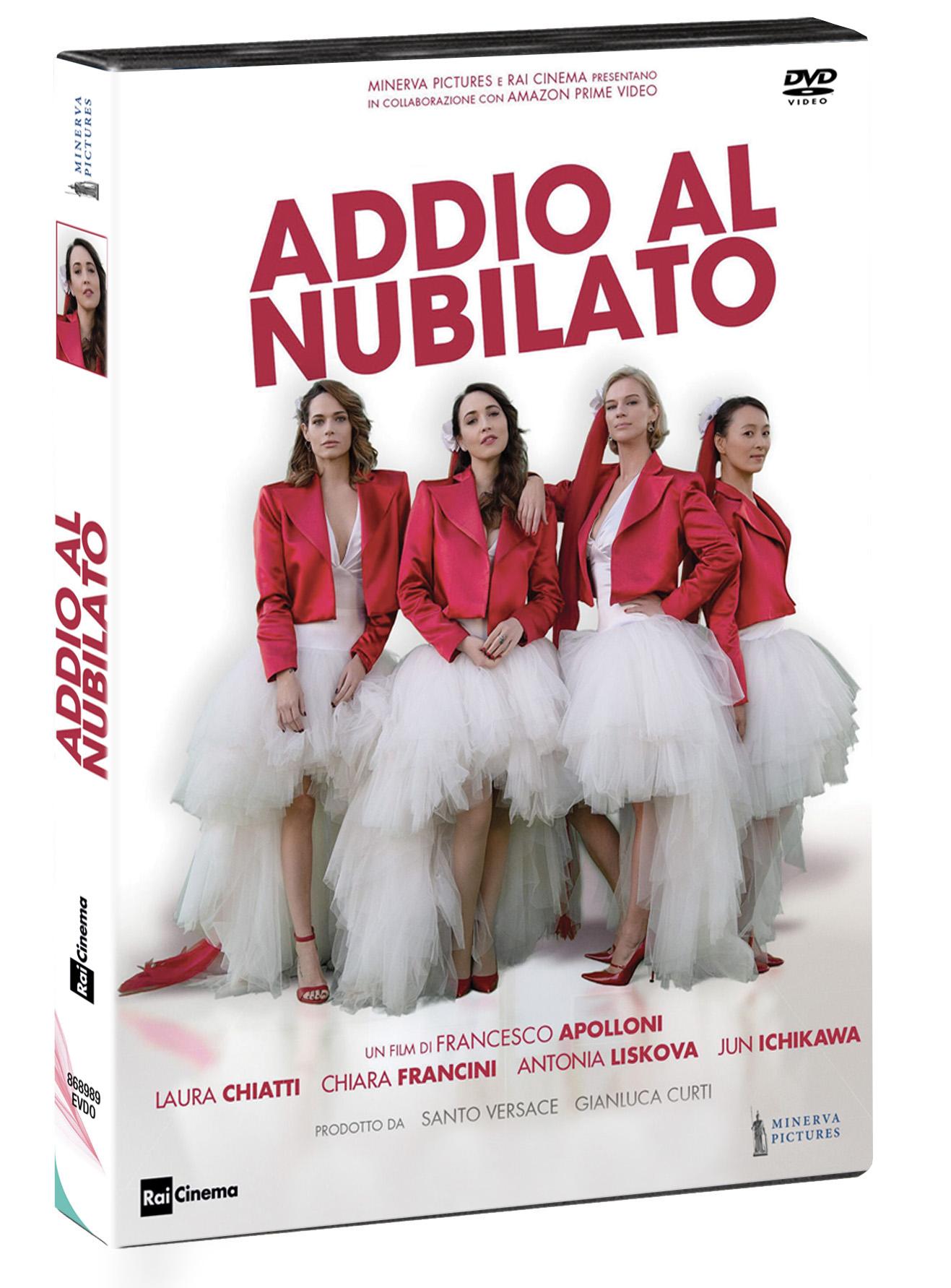 ADDIO AL NUBILATO (DVD)