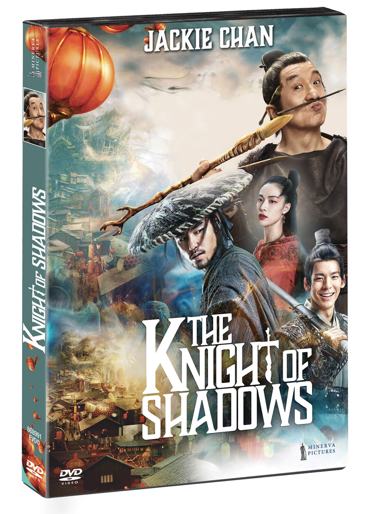 THE KNIGHT OF SHADOWS (DVD)