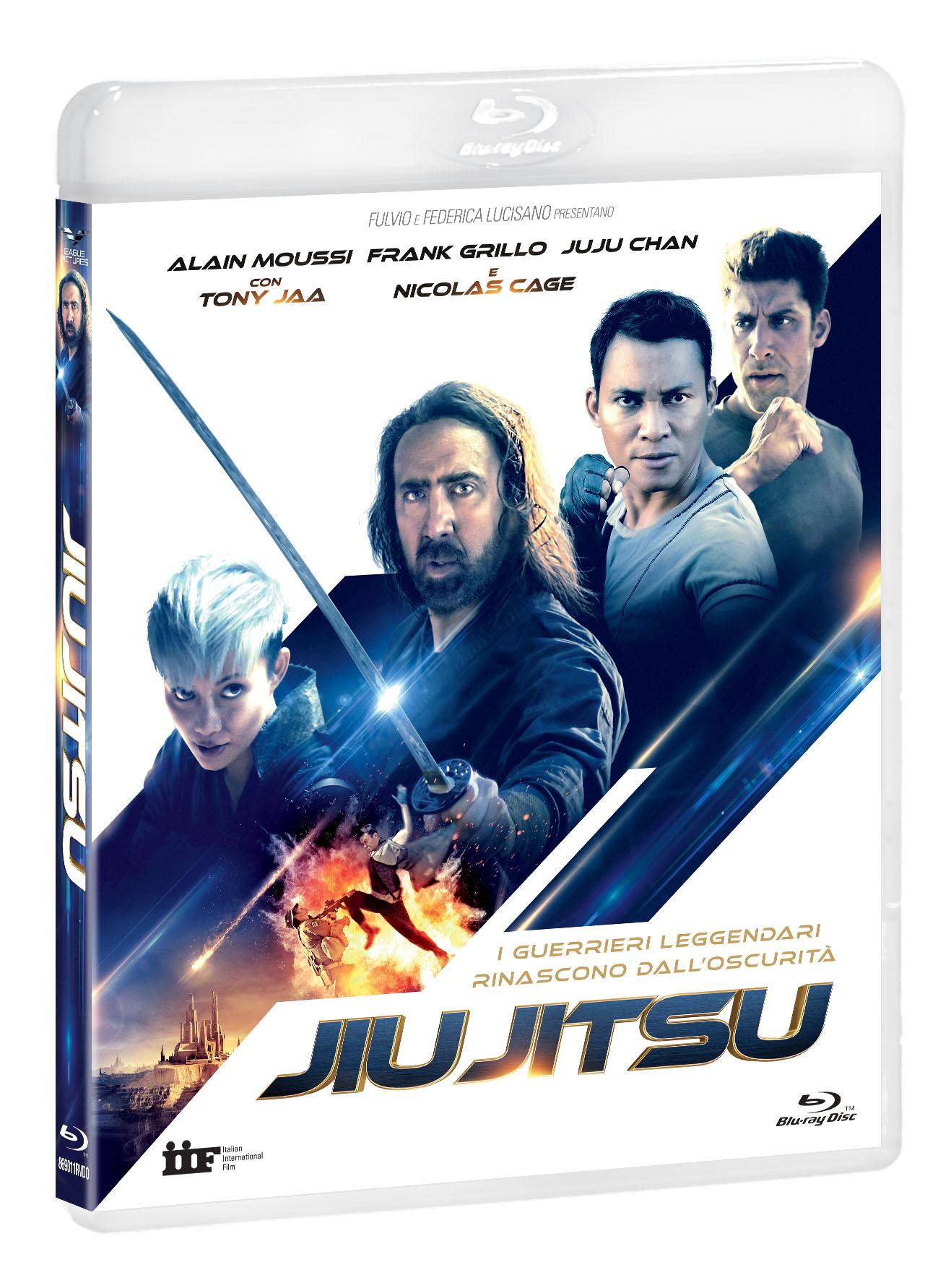 JIU JITSU - BLU RAY