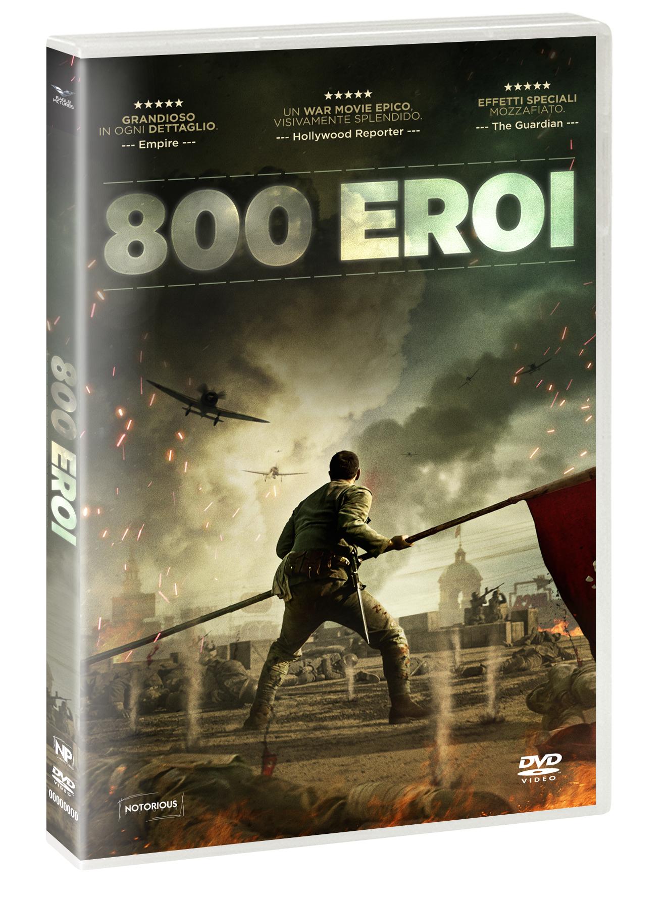 800 EROI (DVD)