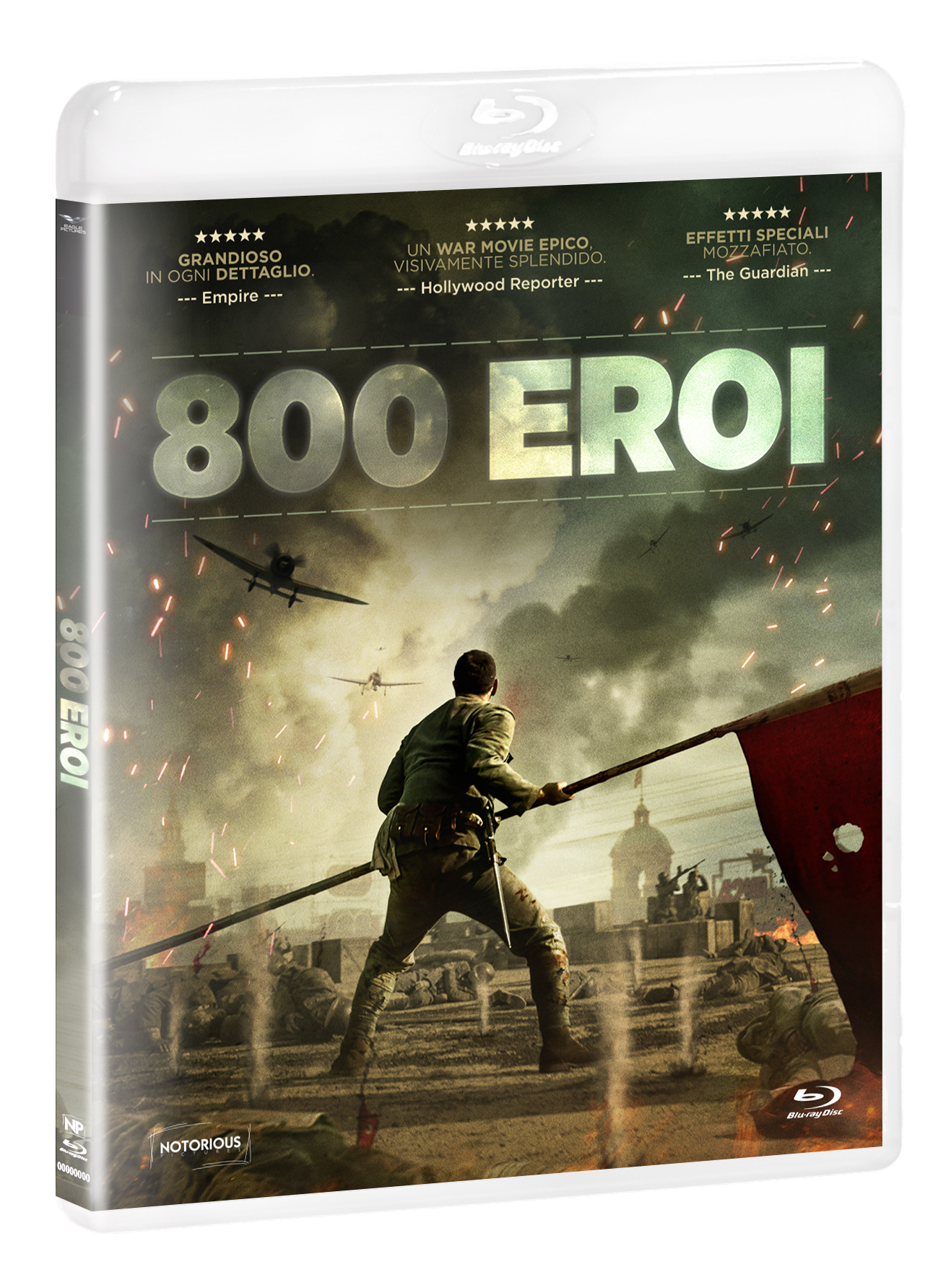 800 EROI - BLU RAY