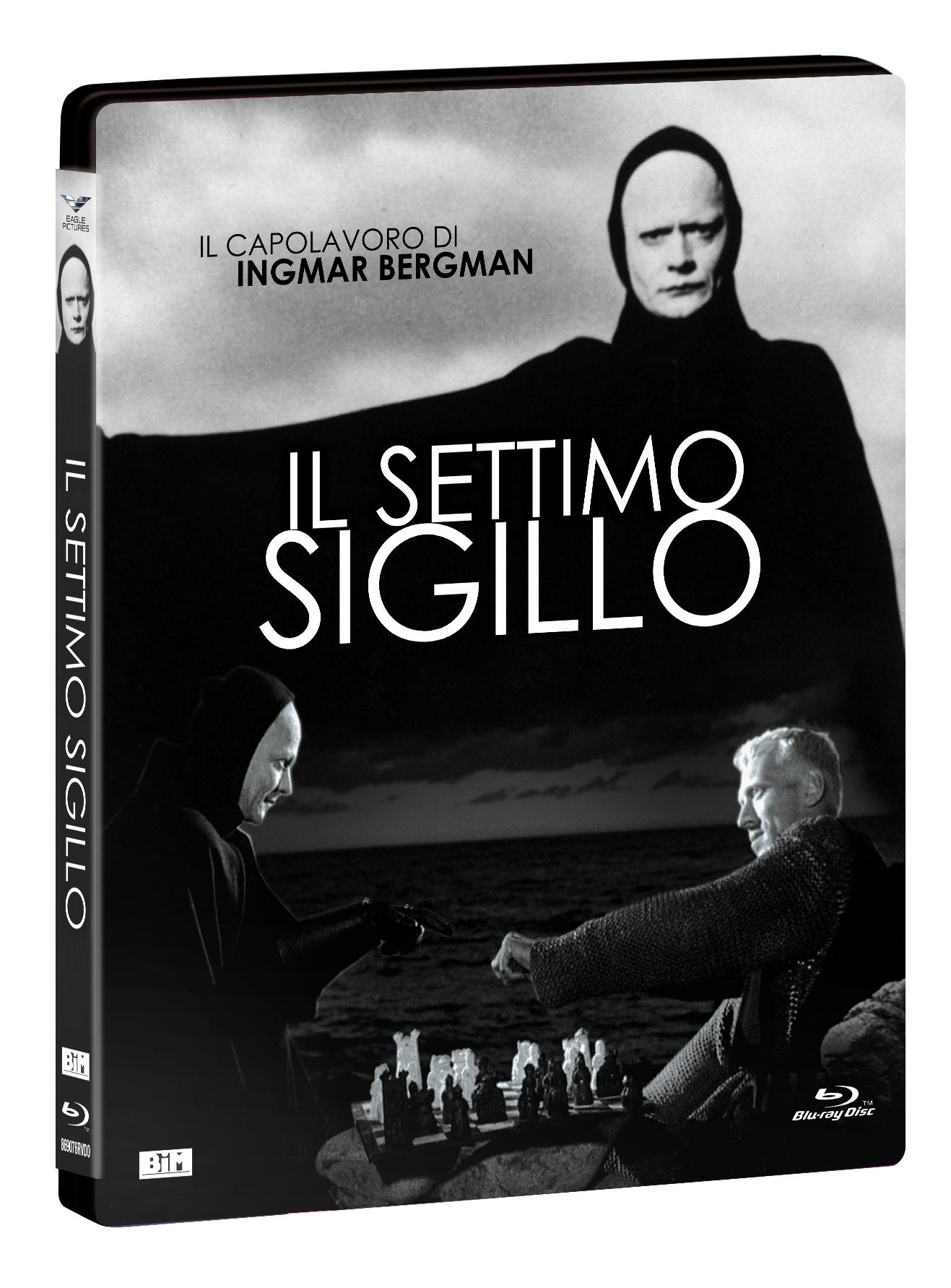 IL SETTIMO SIGILLO (BLU-RAY+DVD)