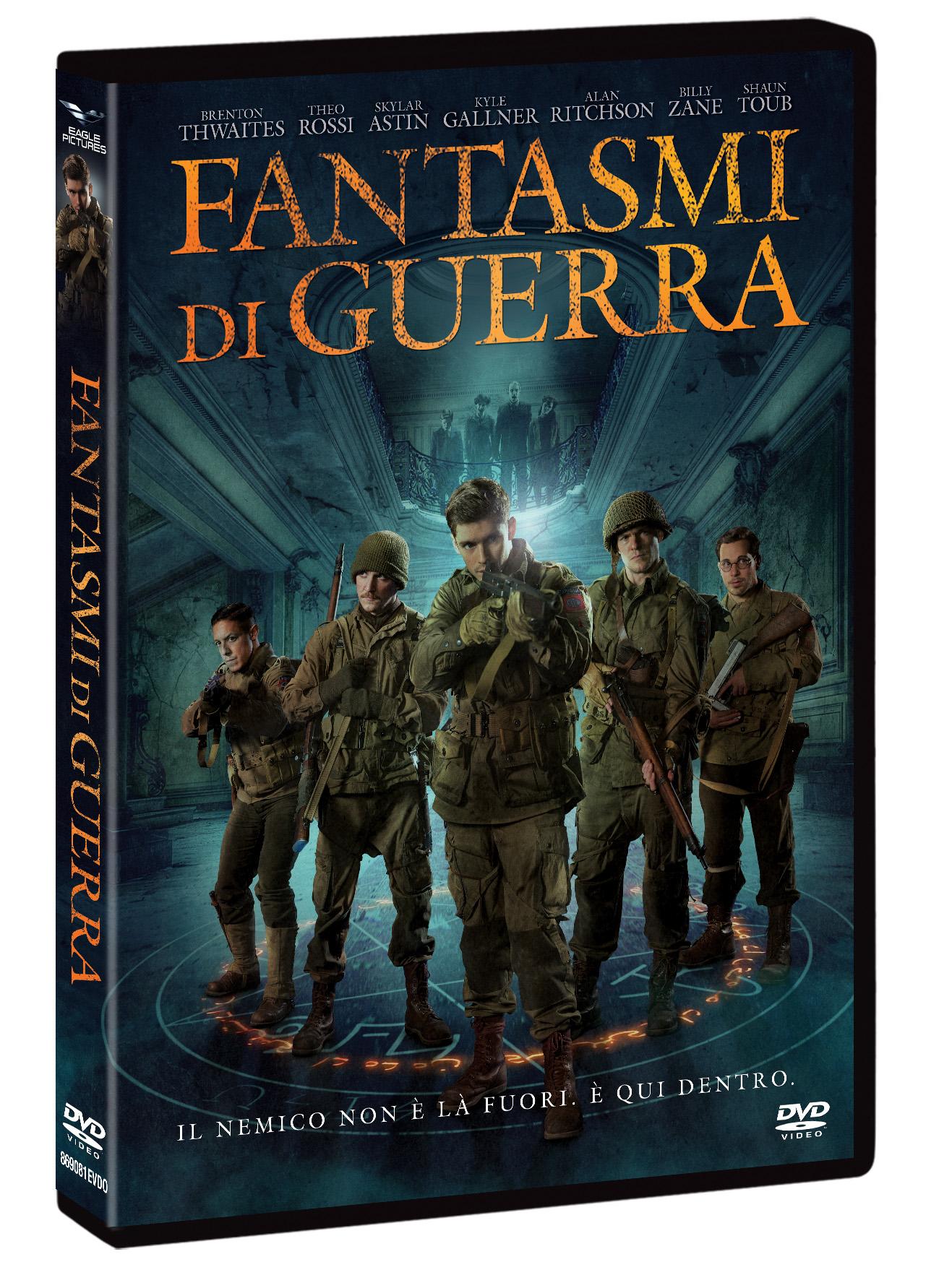 FANTASMI DI GUERRA (DVD)