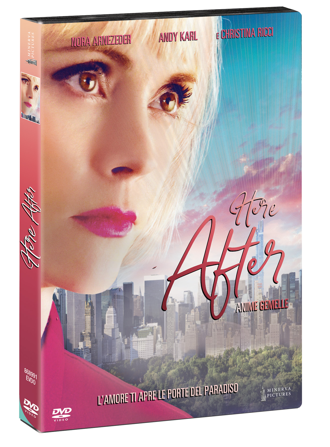 HERE AFTER - ANIME GEMELLE (DVD)