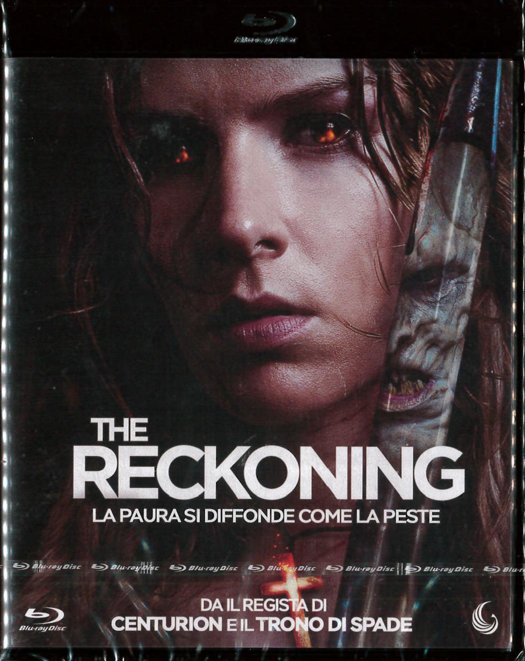 THE RECKONING - BLU RAY