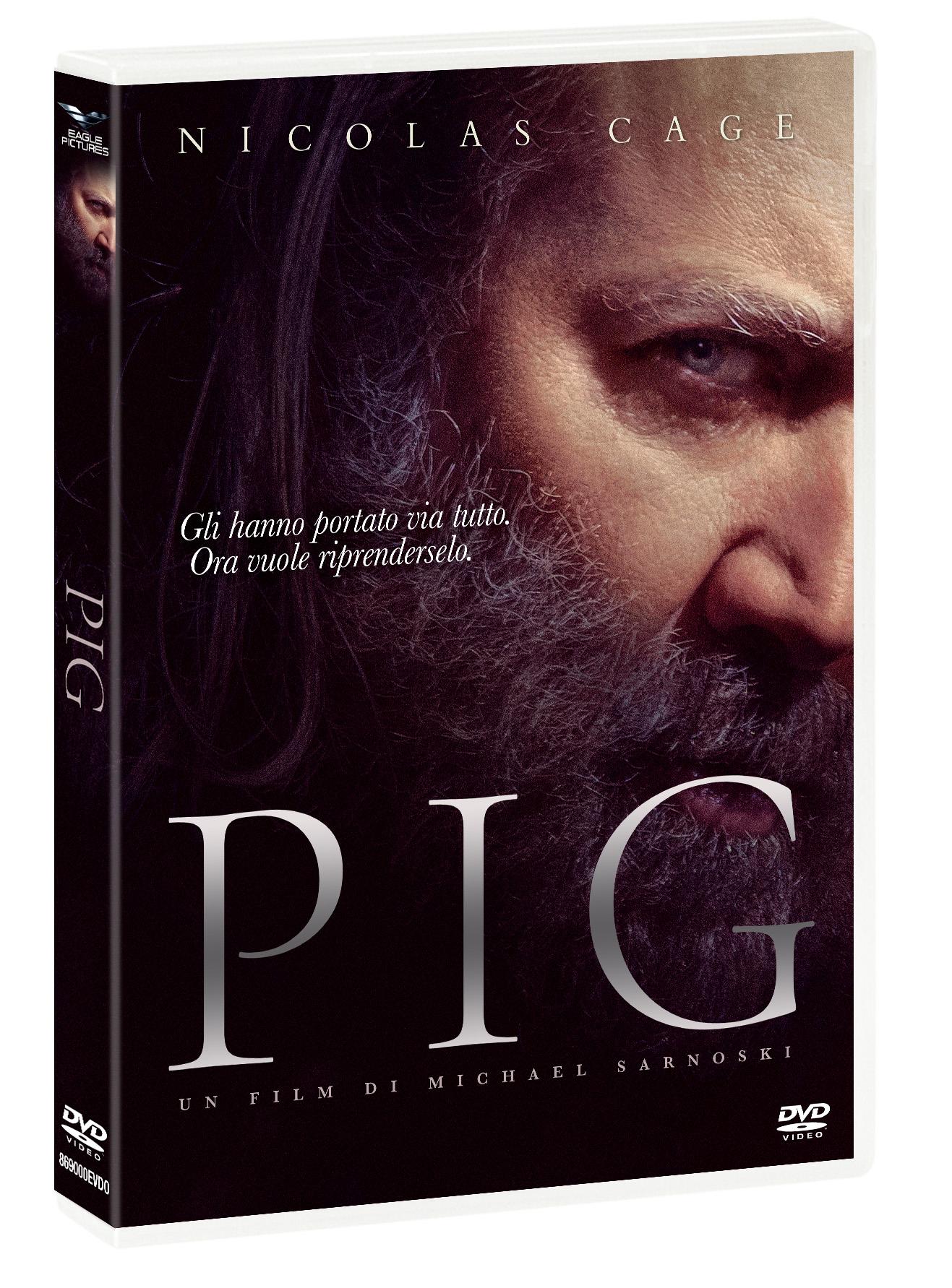 PIG - LA VENDETTA DI ROB (DVD)