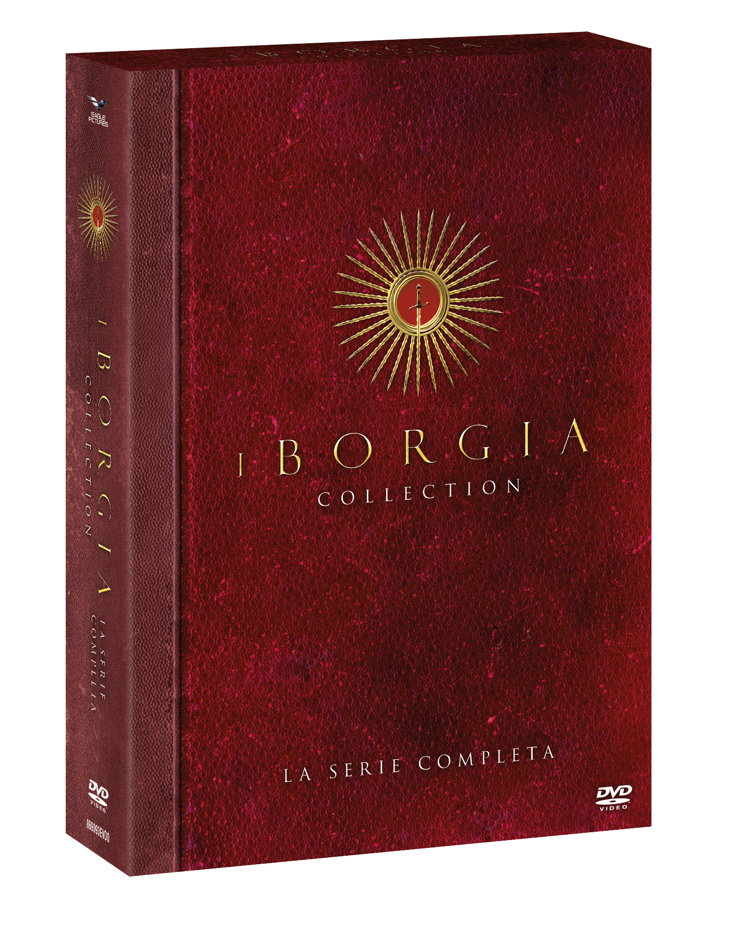 COF.I BORGIA - STAGIONE 01-03 (12 DVD) (DVD)