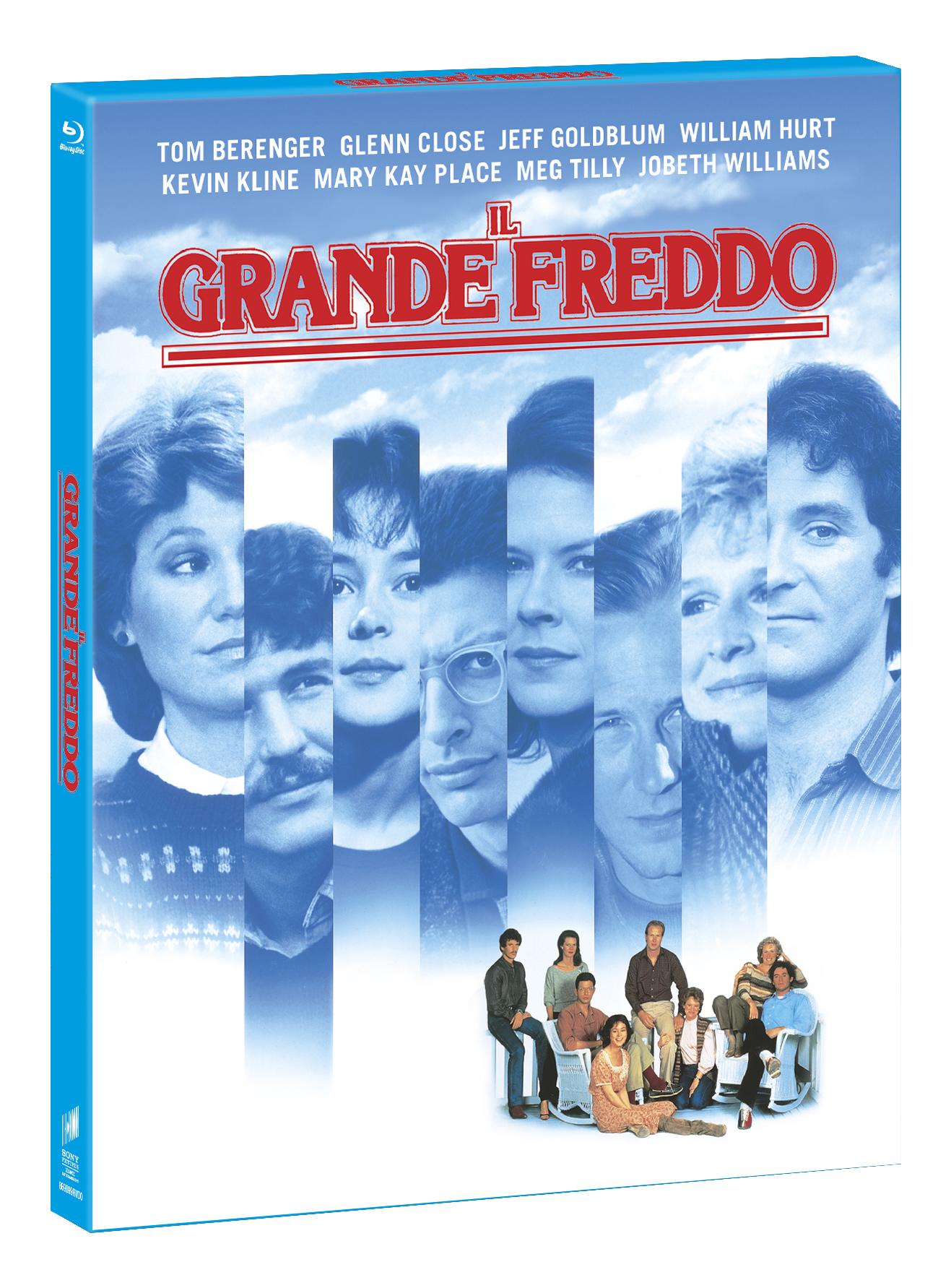 IL GRANDE FREDDO - BLU RAY